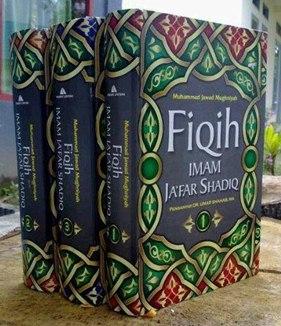 Buku Fiqih Imam Jafar Shadiq 3 Jilid bahasa indonesia