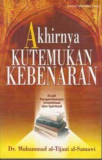 Buku Akhirnya Kutemukan Kebenaran