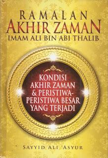 Buku Ramalan Akhir Zaman Imam Ali