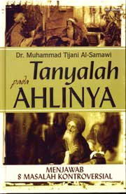 Buku Tanyalah Pada Ahlinya