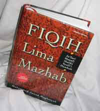Buku Fiqih Lima 5 Mazhab